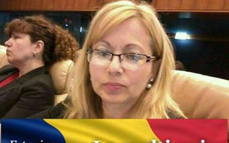 Deputatul Cristina Iurișniți a petrecut ziua națională la Paris
