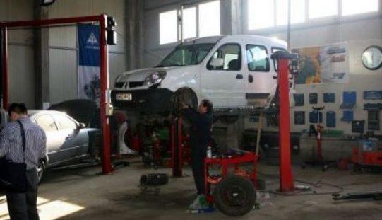 RAR a închis 7 service-uri auto în Bistrița-Năsăud