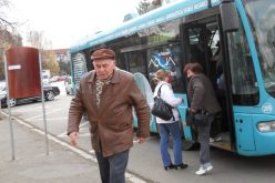 Faceți loc pentru autobuze! Primăria Bistrița vrea benzi dedicate transportului de călători