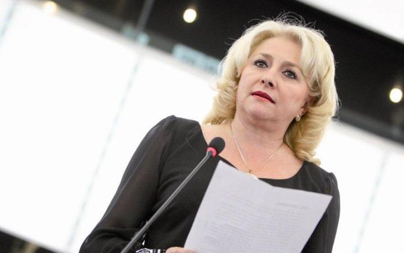 Nominalizata pentru fotoliul de premier ironizată într-o publicație de la Bruxelles după un interviu în care n-a răspuns la nicio întrebare