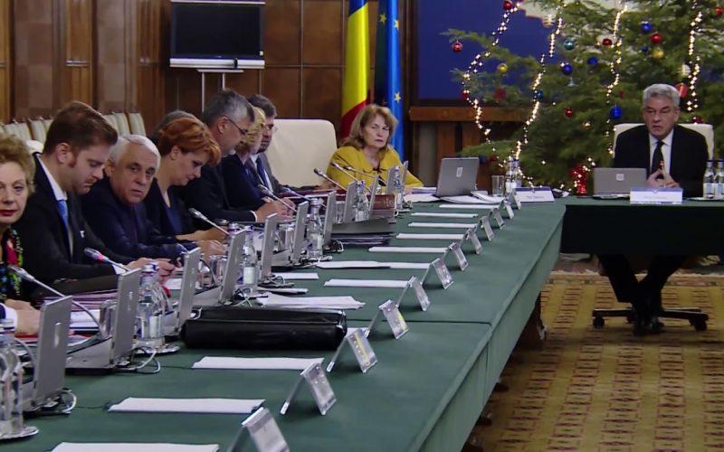 Doina Pană a participat și astăzi la ședința de guvern. Deneș așteaptă decizia președintelui