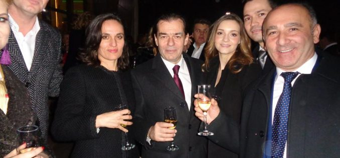 După Revelion liderul PNL Ludovic Orban a rămas în Bistrița-Năsăud încă două zile