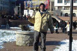Un profesor de istorie bistrițean a sărbătorit Unirea alergând la minus 8 grade la Maratonul din Focșani. A ieșit pe locul al doilea