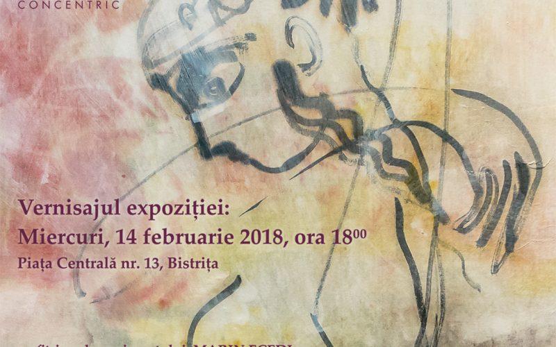 Galeria Concentric prezintă: Octava Astrală a Inimii-expoziție Doina Mihăilescu