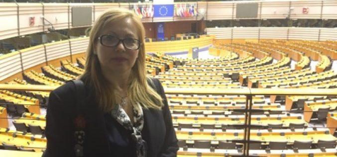 Cristina Iurișniți s-a înscris în cursa internă pentru un loc pe lista USR la europarlamentare. Sunt 70 de candidați