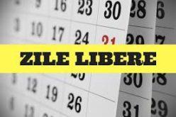 Vinerea Mare e zi liberă de anul acesta. Un deputat bistrițean e printre inițiatorii legii care a impus-o