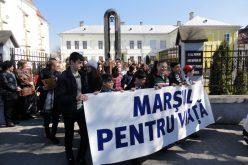 Marșul pentru Viață adună sâmbătă toate confesiunile din Bistrița