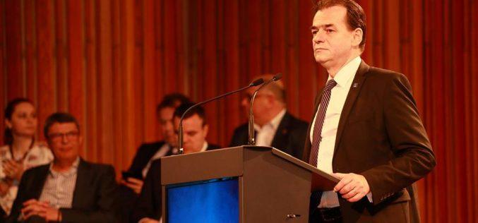 """Ludovic Orban avertisment către filialele liberale: """"Gata cu blaturile cu PSD"""""""