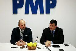 Partidele s-au dezmeticit: fac campanii pentru 2 tururi de scrutin la locale. Vezi ce a declarat la Bistrița președintele PMP
