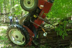 Dramă în Șintereag: a murit strivit sub tractor. Vezi cât de frecvente sunt asemenea accidente