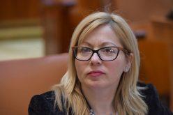 Deputatul USR Cristina Iurișniți către ministrul Culturii la dezbaterea moțiunii: ați sfidat Parlamentul și sunteți absent de peste tot