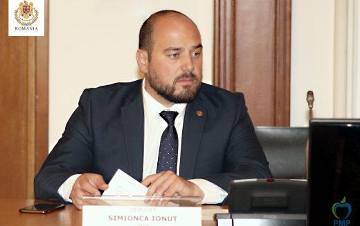 Deputatul Simionca cere actualei puteri să oprească politica de suprimare a IMM-urilor