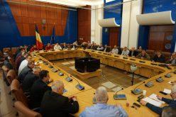Doar trei parlamentari din șapte s-au dus la întâlnirea cu primarii bistrițeni din Asociația Comunelor.