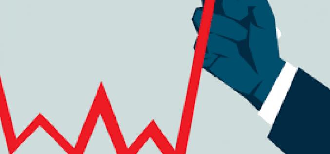Rata inflației în martie a urcat la cel mai mare nivel din iunie 2013 încoace: a ajuns la 5%