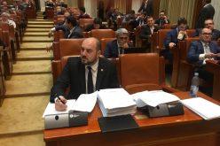 Parlamentarul Ionuț Simionca dă raportul alegătorilor după o treime din mandat
