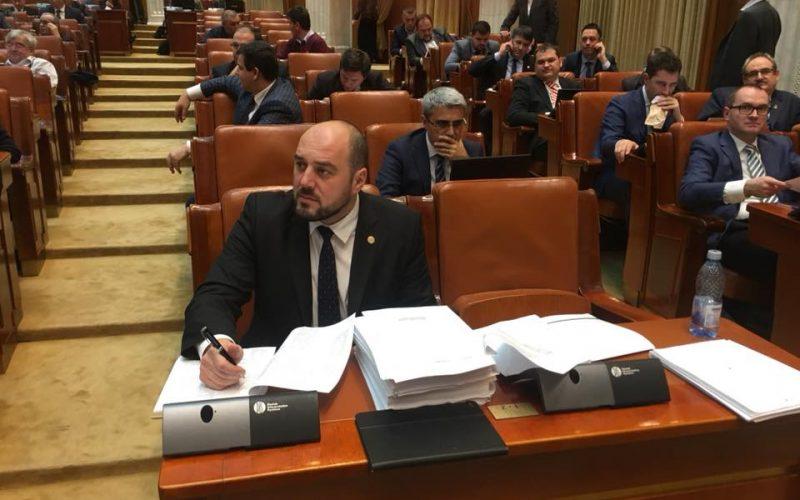 Un singur deputat bistrițean a votat împotriva controversatului cod administrativ. Vezi cum au votat ceilalți