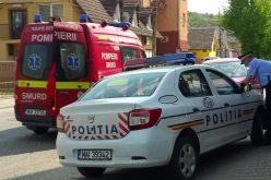 Tatăl înjunghiat pe o stradă din Bistrița sub privirile fiului său e în stare critică.