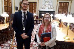 Deputatul Cristina Iurișniți în schimb de experiență la Parlamentul francez