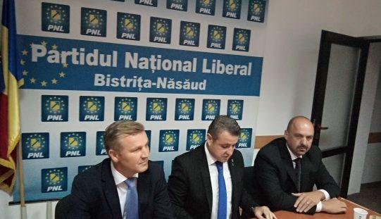 """Lider liberal bistrițean replică la apărarea PSD-istă: au ieșit isteric """"toți ca unul""""după scenariul de la centru"""