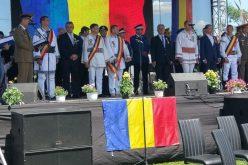 Radu Moldovan, insinuări la adresa președintelui Iohannis în discursul care a precedat o defilare militară