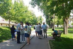 Campanie pe străzile Bistriței pentru al doilea tur de scrutin: ce ne așteaptă în 2020 dacă nu se modifică legislația