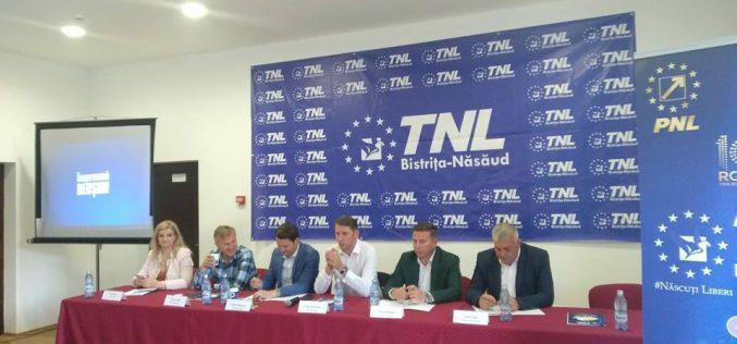 Tinerii liberali din Nord-Vest ședință de evaluare la Sângeorz-Băi. Ludovic Orban, printre invitați
