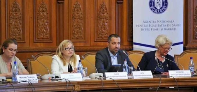 Dezbatere despre discriminarea în educație organizată și moderată în Parlament cu ocazia Zilei Egalității de Șanse de un parlamentar bistrițean