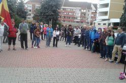 Protestatarii de la Bistrița cer demisii și retragerea semnăturilor date de liderii bistrițeni ai PSD pe documentul de susținere a lui Liviu Dragnea