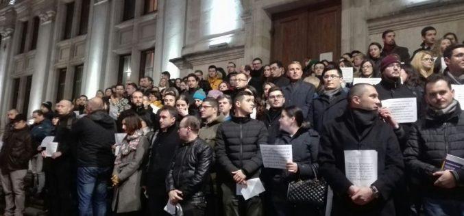 Declarația de independenta a procurorilor semnată de 3 magistrați din BN. Sunt peste o mie însă în întreaga țară