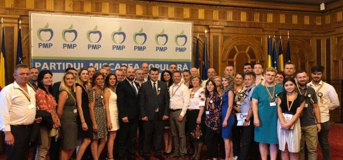 Deputatul Ionuț Simionca ales vicepreședinte național la congresul în care Basescu a spus adio partidului