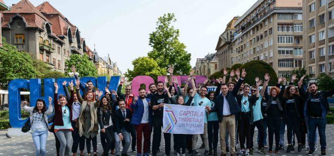 Bistrița concurează cu alte trei orașe pentru titlul de capitală a Tineretului 2019-2020.