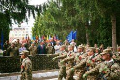 Ceremonia de plecare a militarilor Batalionului 812 în Afganistan, în prezența ministrului Fifor, dar fără familiile militarilor și cu accesul interzis ziariștilor