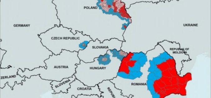 Județul Bistrița-Năsăud este de ieri pe harta europeană a pestei porcine africane ca zonă cu risc maxim