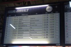 Trenurile de lung parcurs au astăzi întârziere de cel puțin 2 ore după accidentul din Dolj. Și cei care au călătorit spre Bistrița au pățit-o