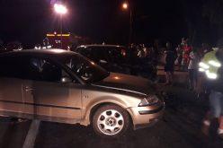 Șase oameni au ajuns la spital după o coliziune între două mașini în Livezile