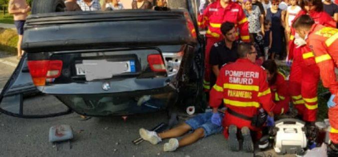 Autorul accidentului în care a murit un adolescent- reținut de polițiști, fără mandat de la judecător