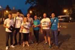 """USR Bistrița-Năsăud pe ultima sută de metri a campaniei """"fără penali în funcții publice"""""""
