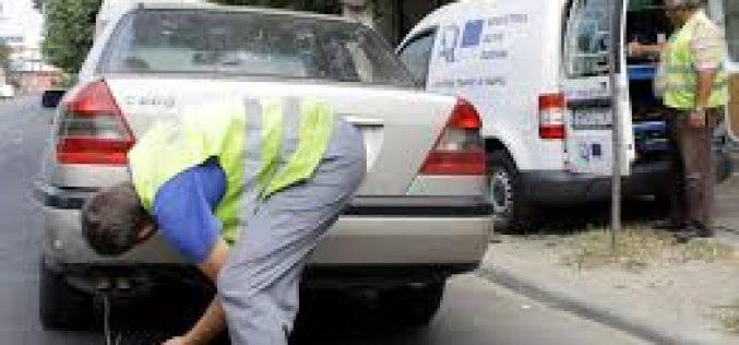 Atenție șoferi: politia BN face controale cu RAR-ul și retrage certificatele de înmatriculare mașinilor cu defecțiuni