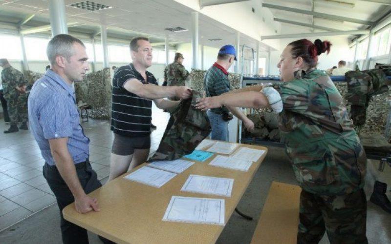 Rezerviștii bistrițeni chemați la unitățile militare pentru exerciții de mobilizare. Ultimul exercițiu a fost acum 5 ani