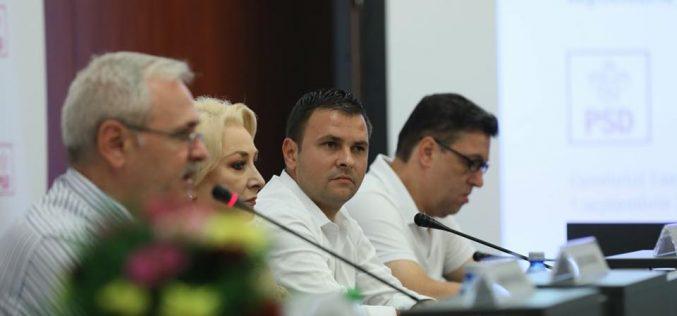 Șefii PSD mulțumiți de bistrițeanul Daniel Suciu: l-au lăsat și în sesiunea asta lider de grup la deputați