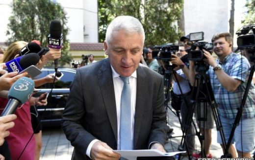 """A apărut scrisorica liderilor PSD în care i se cere demisia lui Liviu Dragnea: """"problemele lui juridice- principala vulnerabilitate a partidului"""""""