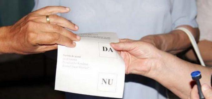 OPINIE: Cum să îngropi un referendum c-o întrebare? Lecția Guvernului.