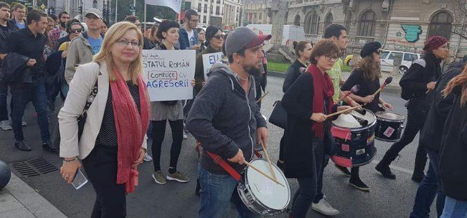 """Deputatul Cristina Iurișniți: """"trebuie să spunem fiecărei femei: nu ești singură"""""""