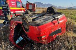 Săptămâna pe șosele a început cu stângul: două accidente, unul mortal la primele ore ale zilei