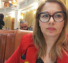 Cristina Iurișniți: Profesorii nu pot fi oameni de ordine. Vezi ce proiect legislativ a inițiat după cazul Ploiești