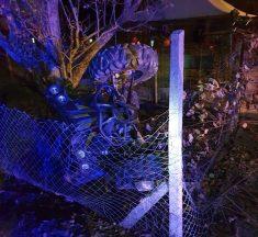 Accident tragic cu ATV-ul în Lechința: victima s-a izbit de un cap de pod