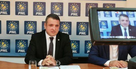 """Președintele PNL Ioan Turc : """"mă bucur că primarul Crețu recunoaște meritele Guvernului PNL"""""""