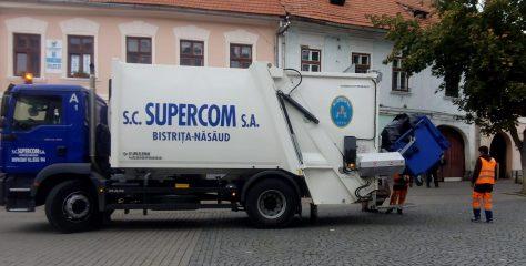 Supercom – o nouă campanie gratuită de colectare a deșeurilor voluminoase. Calendarul și punctele de depozitare